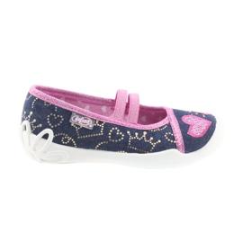 Încălțăminte pentru copii Befado 116X247 galben roz albastru marin