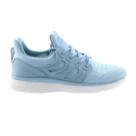 American Club American FH07 Sport Pantofi albastru