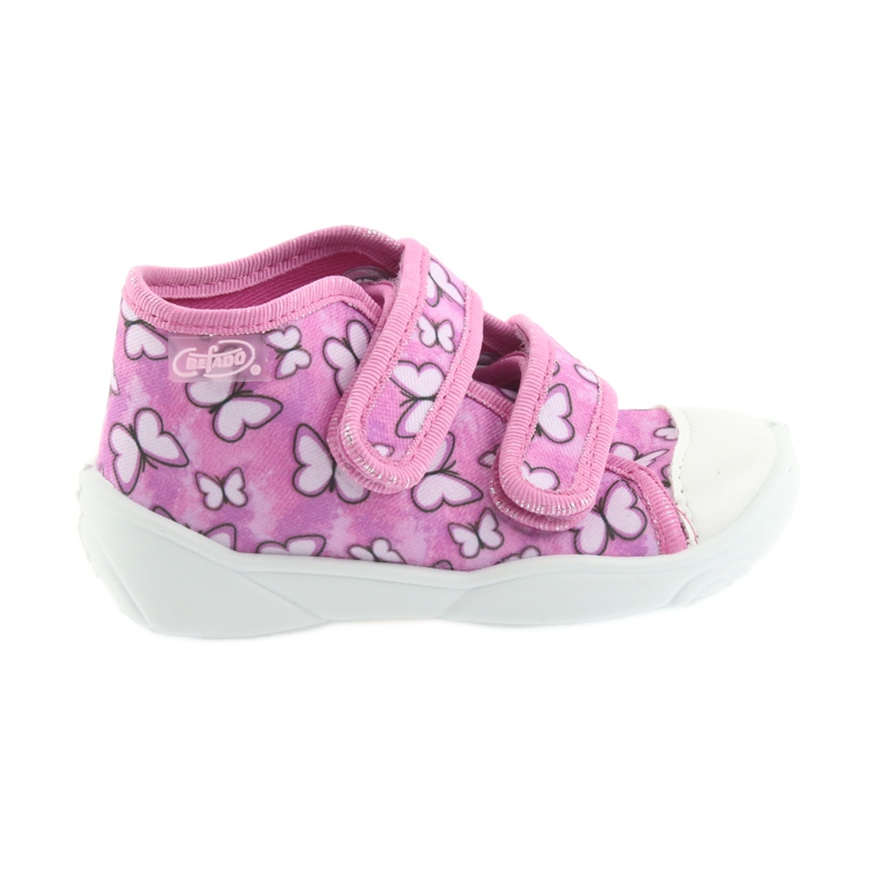 Încălțăminte pentru copii Befado 212P060 violet roz