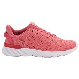 Ax Boxing Lumină sport pantofi roz