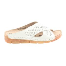 Papuci pe platforma Pearl Filippo 750