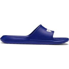 Albastru Papuci Puma Divecat v2 M 369400 03