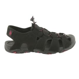 Sandale 4f M H4L18-SAM003 negru