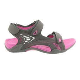 Sandale DK femei ușoare EVA gri