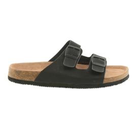 Pantofi pentru bărbați profilați Big Star 174605 negru