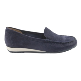Loafers Caprice 24211 bleumarin