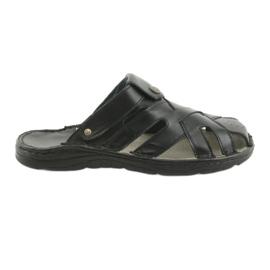 Naszbut Pantofi pentru bărbați 051 negru