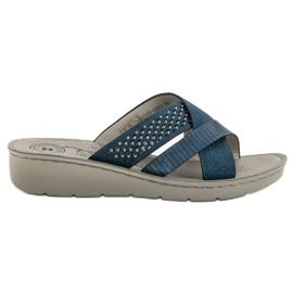 Evento Papuci de Albastru confortabili
