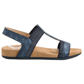 Evento albastru Sandale albastre