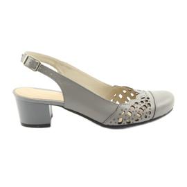 Sandale pentru femei Gregors 771 gri