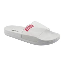 Femeile Big Star 274A259 papuci pentru femei alb