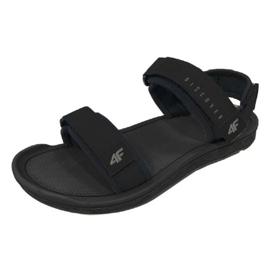 Sandale 4F M H4L19-SAM001 20S negru