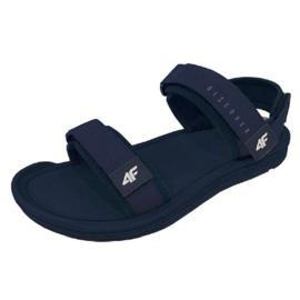 Sandale 4F M H4L19-SAM001 30S bleumarin albastru