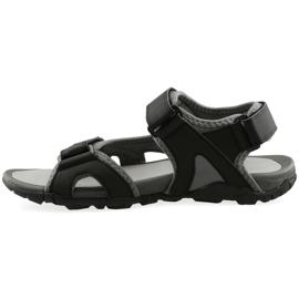 Sandale 4F M H4L19-SAM003 20S negru