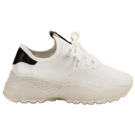 Pantofi sport pentru sport VICES alb