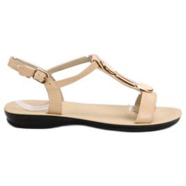 Camo maro Casual sandale plate