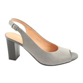 Espinto S274 sandale pentru femei în aer liber gri