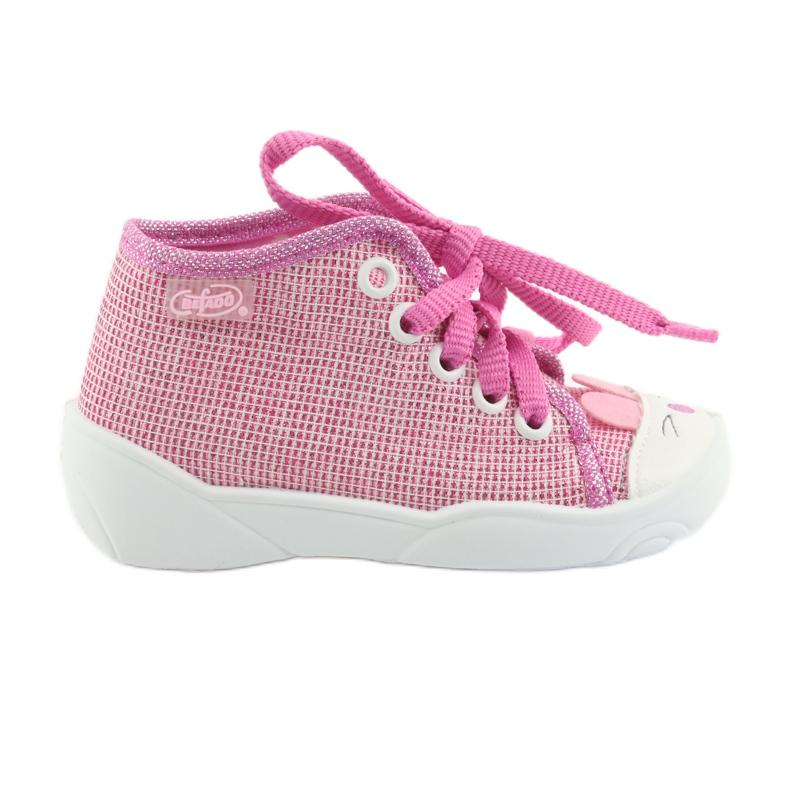 Încălțăminte pentru copii Befado 218P060 roz