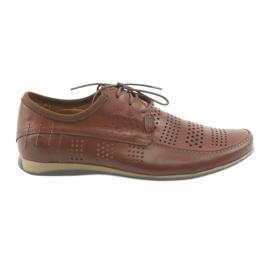 Pantofi sport bărbați Riko 694 maro