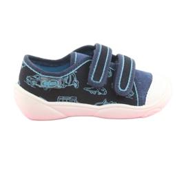 Încălțăminte pentru copii Befado 907P102 albastru albastru marin