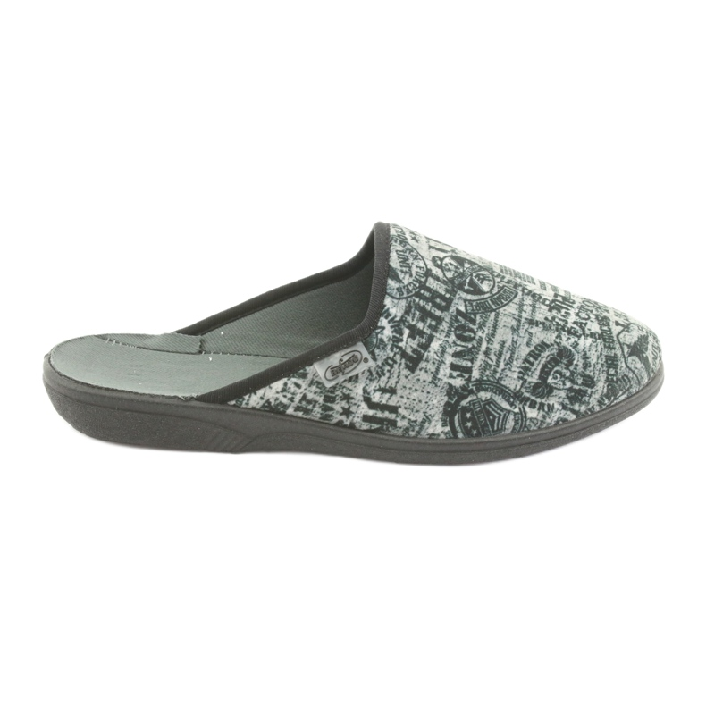 Pantofi pentru tineret Befado 201Q091 negru gri