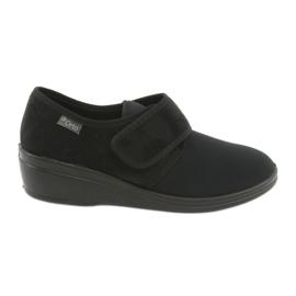 Negru Befado pantofi femei pu 033D002