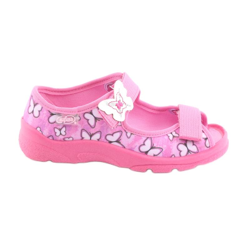 Încălțăminte pentru copii Befado 969X134 violet roz