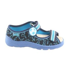 Încălțăminte pentru copii Befado 869X130 albastru albastru marin