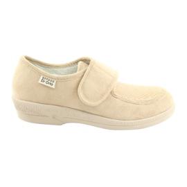 Befado femei pantofi pu 984D011 maro