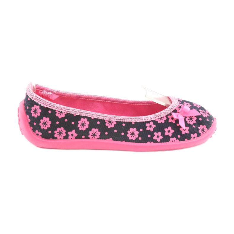 Încălțăminte pentru copii Befado 980X093 negru roz