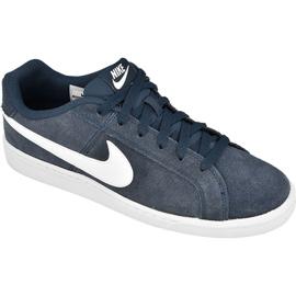 Nike Imbracaminte Curtea Royale Suede M 819802-410 pantofi
