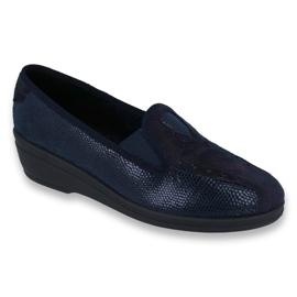 Bleumarin Pantofi femei Befado pu 035D001