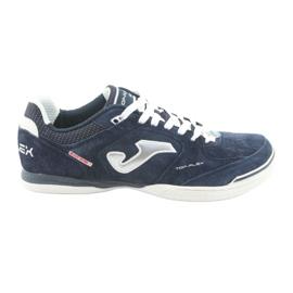 Pantofi Joma Top Flex Nobuck 803 TOPNS.803.IN bleumarin