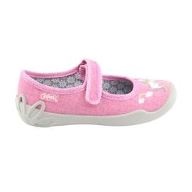 Încălțăminte pentru copii Befado 114X330 roz