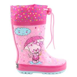 American Club Pantofi americani pentru copii de ploaie
