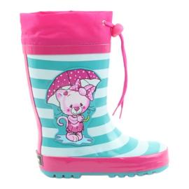 American Club Copii americani de ploaie cizme Kitten