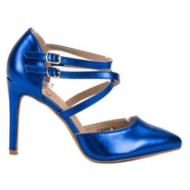 Kylie albastru Șampoane de moda strălucitoare