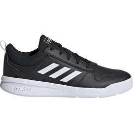 Negru Pantofi Adidas Tensaur K Jr. EF1084