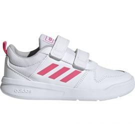 Alb Pantofi Adidas Tensaur C EF1097