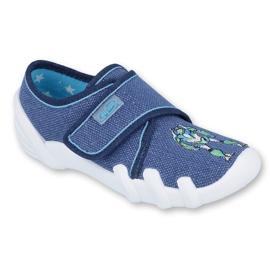 Încălțăminte pentru copii Befado 273X277 alb albastru
