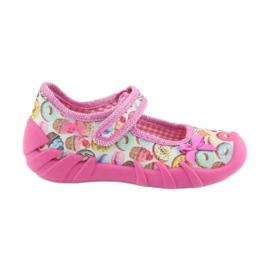 Încălțăminte pentru copii Befado 109P191 roz multicolor