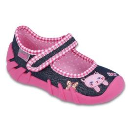 Încălțăminte pentru copii Befado 109P179 multicolor roz multicolor