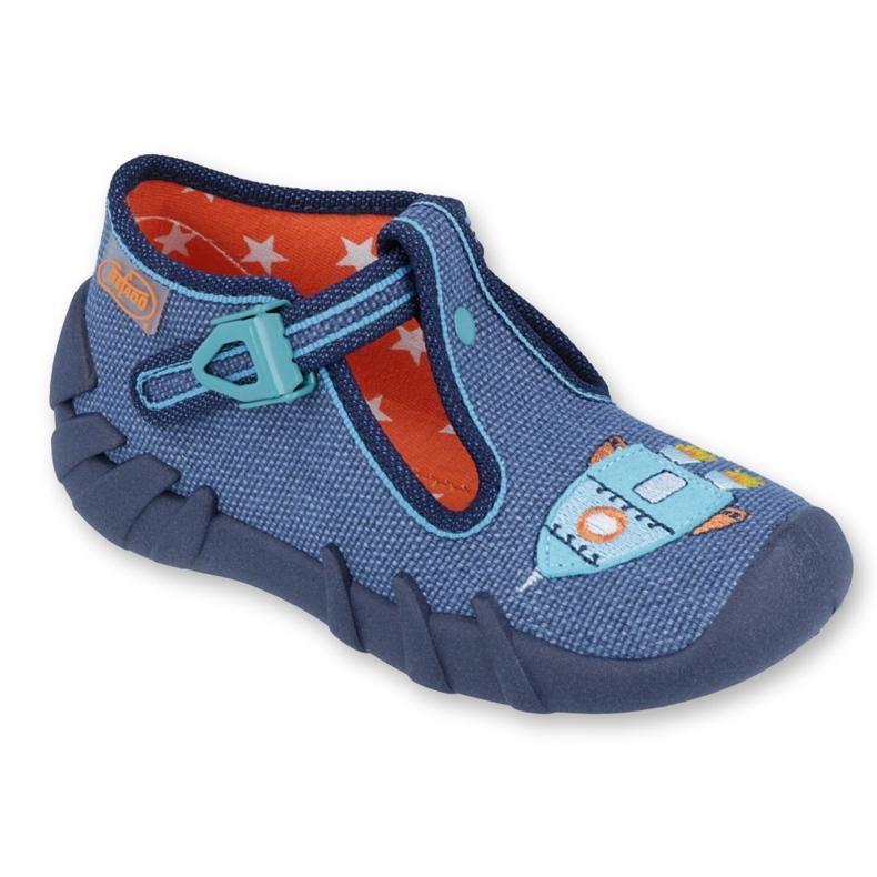 Încălțăminte pentru copii Befado 110P356 albastru multicolor