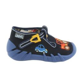 Încălțăminte pentru copii Befado 110P347 albastru marin multicolor