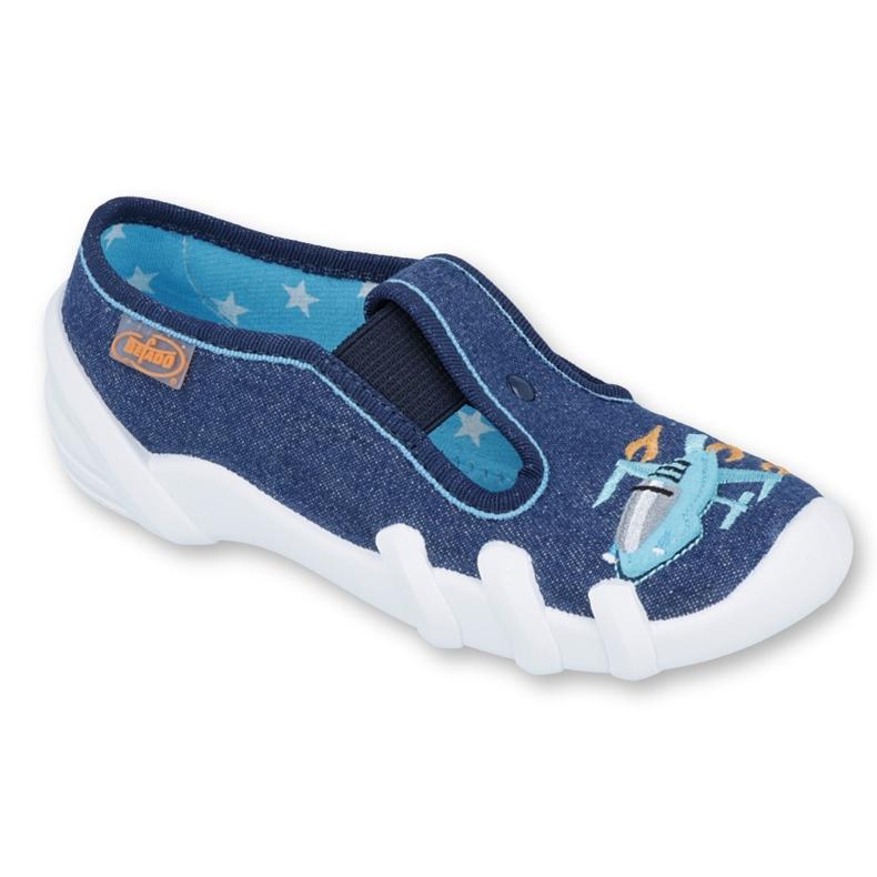 Încălțăminte pentru copii Befado 290X188 albastru multicolor