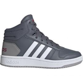 Gri Pantofi adidas Hoops Mid 2.0 Jr EE6709