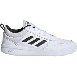 Alb Pantofi Adidas Tensaur K Jr. EF1085
