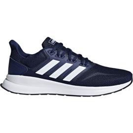 Bleumarin Pantofi Adidas Runfalcon M F36201
