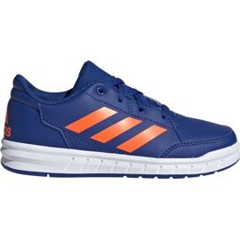 Albastru Pantofi Adidas AltaSport K Jr G27095
