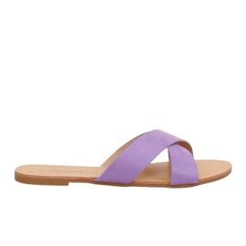 Cizme pentru femei violet 930 Purple